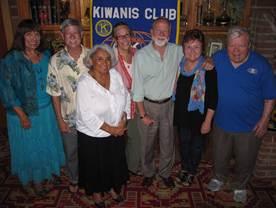 2012 board of directors Kiwanis of RHE