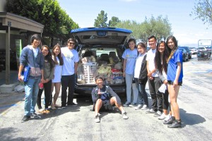 Key Clubs & KIWINS sponsored by Kiwanis Club of Rolling Hills Estates